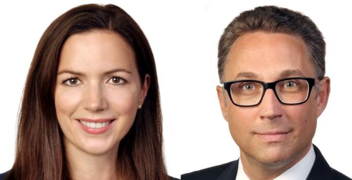 Counsel Carolin Glänzel und Partner Stefan Schramm ergänzen das Team von Norton Rose.
