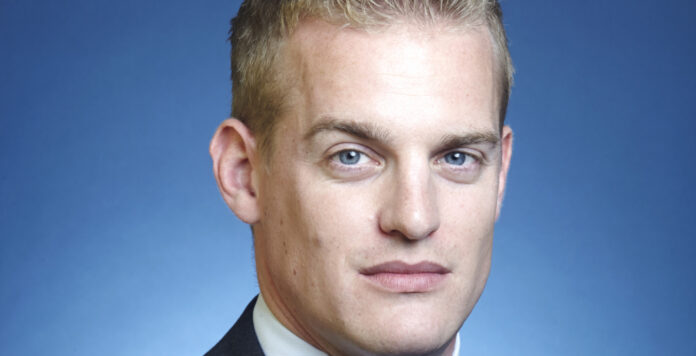 Stefan Hoops hat bei der Deutschen Bank Karriere gemacht. Er ist auch gewillt, sich in ein ungewöhnlicheres Setting zu begeben.