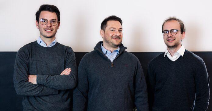 Die drei Köpfe hinter Finpleo: Felix Gütle, Michael Reithmeier und Johannes Schneider.