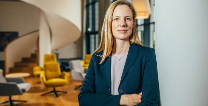 Vonovia-Finanzchefin Helene von Roeder ist unsere CFO des Monats.