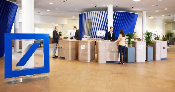 700 Millionen Euro: So viel mehr Geld braucht die Deutsche Bank für den Konzernumbau. Foto: Deutsche Bank