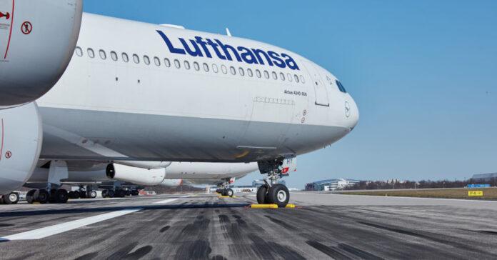 Die Lufthansa hat mit der geplanten Kapitalerhöhung begonnen. Foto: Lufthansa/Oliver Roesler