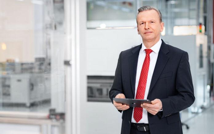 Thomas Jessulat ist CFO von Elring Klinger. Foto: Elring Klinger
